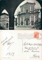 FABRIANO - VEDUTA DEL DUOMO         (rif.fg.13559)