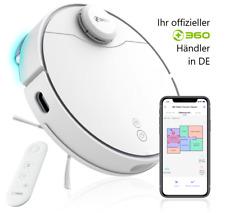360 S9 Saug-Wisch-Roboter (Alexa, LDS, Fernbedienung, App, 2200Pa, uvm.)