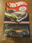 Hot Wheels 2017 Mail In - 76 FORD GRAN TORINO -  Real Riders