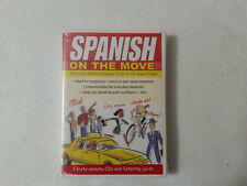 Mcgraw Hill Spanish - Spanish On The Move  (2003) 3 CDs Audio Learning No textbk