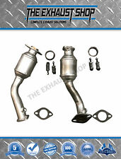Fits: 04-07 Cadillac Sts/Srx 3.6L Bank 1 & Bank 2 Catalytic Converter Set