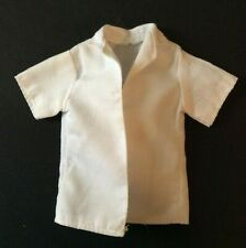 White Blouse Top for fashion doll vintage dolls clothes