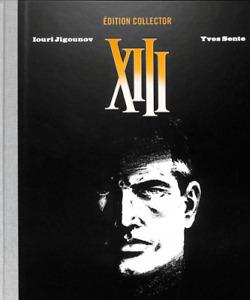BD XIII EDITION COLLECTOR, LE JOUR DU MAYFLOWER - L'APPÂT / INTEGRALE, DOS TOILE