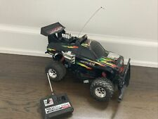 Vintage RC Truck / Car Nikko Avenger 1/10 Scale Controller & Battery Not Tested