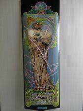 Gambit II Poster 1994 Sealed Joe Quesada X-Men Art Nouveau Mucha Marvel Comics