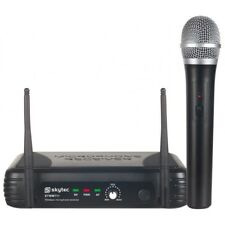 MICRO MICROPHONE MAIN SANS FIL 200.175 MHz VHF EMETTEUR RECEPTEUR COMPACT
