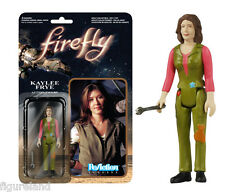 FUNKO REACTION - FIREFLY - KAYLEE FRYE ACTION FIGURE FROM FUNKO