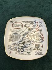 Royal Art Pottery Cornwall Trinket Dish