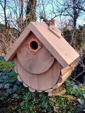 Nido De Caja/Caja de pájaro de Bosque/