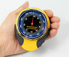 4in1 Digital Mini Altimeter Barometer Compass Thermometer For hiking Camping
