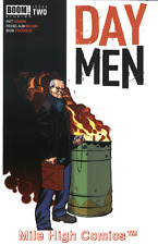 DAY MEN (2013 Series) #2 2ND PRINT Near Mint Comics Book