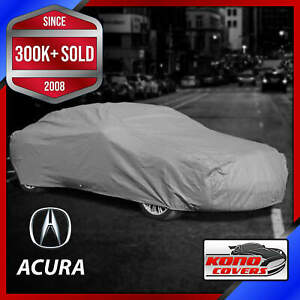 ACURA [OUTDOOR] CAR COVER ✅ Weatherproof ✅ Waterproof ✅ Full Body ✅ CUSTOM ✅ FIT