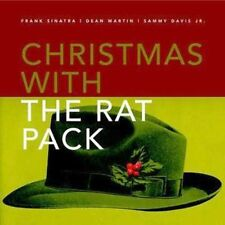 Frank Sinatra - Christmas With The Rat Pack CD Capitol Records 2002 New Sealed