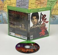 SHIPS SAME DAY Xbox One Onimusha: Warlords Remastered 2019 Capcom Video Game