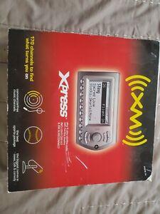 AUDIOVOX X-PRESS XM RADIO RECEIVER NEW IN BOX SEALED