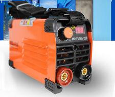 180-250V Mini Handheld Mma Welder Ac 220V Output Inverter Arc Welding Machine