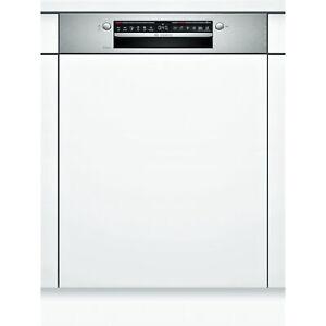 Bosch Home SMI4HTS31E Serie | 4, Spülmaschine, edelstahl