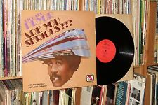 """RICHARD PRYOR """"Are You Serious"""" orig '76 Laff LP (processed hair)"""