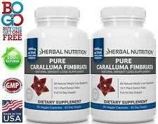 Caralluma Fimbriata Extract 1000mg 10:1 Diet & Weight Loss Supplement *BOGO*