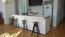 Ikea Dalfred Black Bar Stools 3x