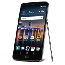 "NEW LG STYLO 3 16GB GRAY 5.7"" HD TOUCHSCREEN - BOOST MOBILE"