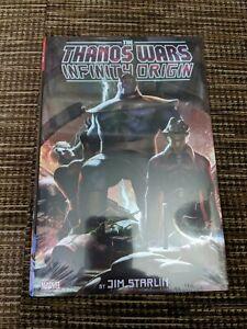Thanos Wars Inifinity Origin Omnibus - New in Shrink