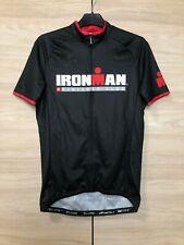 Cuore Ironman Swiss Finisher Club Triathlon Top Cycling Jersey Shirt size S