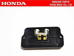 HONDA GENUINE CRX EG2 Del Sol SIR Heater Blower Motor Resister OEM