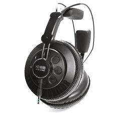 Superlux HD668B Semi-open Dynamic Professional DJ Studio Monitoring Headphones