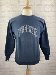 RARE Vintage 80s Champion Reverse Weave Sweatshirt Penn State Nittany Lions NCAA