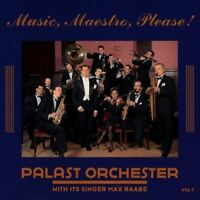 Palast Orchester / Max Raabe Vol.7-Music, Maestro, please! (1996) [CD]