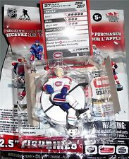 "ALEX GALCHENYUK Montreal Canadians Silver 2.5"" NHL Imports Dragon Figure LOOSE"