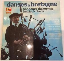 Danses de Bretagne Sonneurs du keltieck kornog  MM45