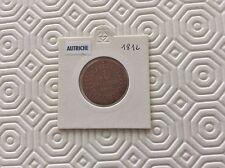1 Pièce en cuivre de S. 1 Kreutzer Autriche 1812
