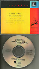 CHRIS ISAAK Graduation Day 1995 USA PROMO Radio DJ CD Single MINT PROCD7953
