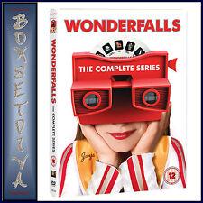 WONDERFALLS - THE COMPLETE SERIES  **BRAND NEW DVD  **