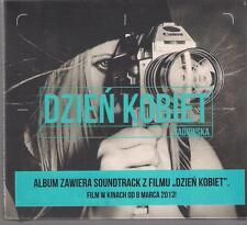MARIA SADOWSKA - DZIEN KOBIET SOUNDTRACK 2 CD POLSKA POLAND POLEN POLONIA