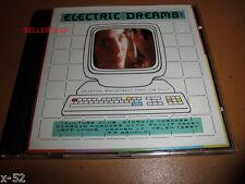 ELECTRIC DREAMS soundtrack CD boy george CULTURE CLUB Giorgio Moroder JEFF LYNNE