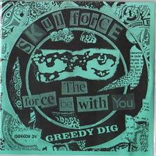SKULL FORCE - THE FORCE BE WITH YOU  / DEBUT ALBUM -AN UNSIGNPOSTED TECHNO DLITE
