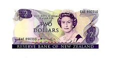 New Zealand ... P-170a ... 2 Dollars ... ND(1981-85) ... *UNC*