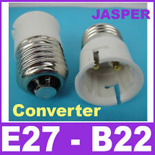 Adopter E27 to B22 Screw type to Indian type Energy Saving LED Bulb Adopter x4Pc