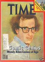 1979 Time April 30 Woody Allen; Serious U.S. Problems