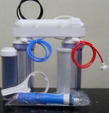 AQUARIUM REEF REVERSE OSMOSIS PURE RO/DI WATER FILTRATION SYSTEM 75 GPD