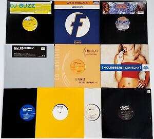 "50 x 12"" TRANCE (4 CLUBBERS / TALLA VS TAUCHER / DJ ENERGY)**SAMMLUNG 84 (09/21)"