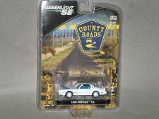 1/64th Greenlight County Roads S8 1980 Pontiac Firebird Trans Am