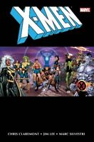 X-MEN BY CHRIS CLAREMONT & JIM LEE OMNIBUS HC VOL 01 DM VAR (MARVEL COMICS) 8102