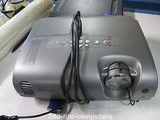 Epson EMP-X3 LCD Projector Beamer 2000 Lumens 1024 x 768 No remote BROKEN LAMP