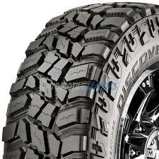 4 New LT295/60R20 Cooper Discoverer STT PRO Mud Terrain 10 Ply E Load Tires 2956