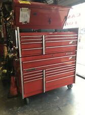 Snap-on tool boxes in great condition with keys Bottom Box Only