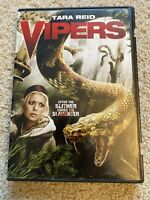 Vipers (DVD, 2008) Tara Reid
